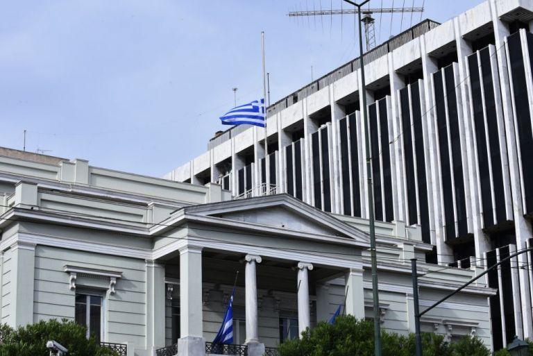 ΥΠΕΞ: «Μία ακόμα απαράδεκτη τουρκική ενέργεια» η παρενόχληση του ελικοπτέρου του ΥΕΘΑ | tovima.gr
