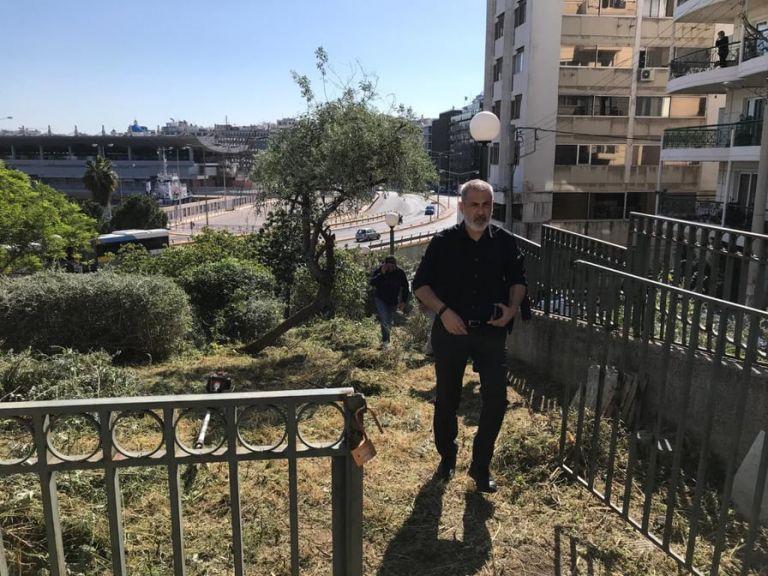 Δήμος Πειραιά: Συντονισμένη παρέμβαση στο πάρκο της οδού Ευκλείας   tovima.gr
