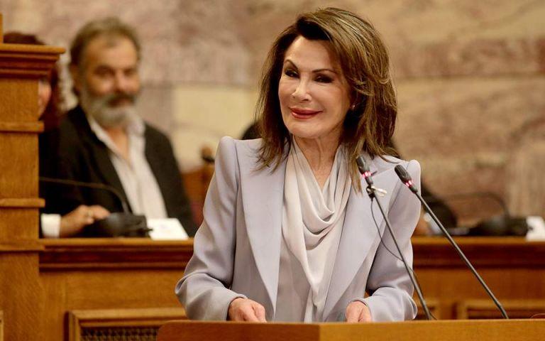 Γ. Αγγελοπούλου: Το Σύνταγμα αποτελεί την ασπίδα όλων μας | tovima.gr