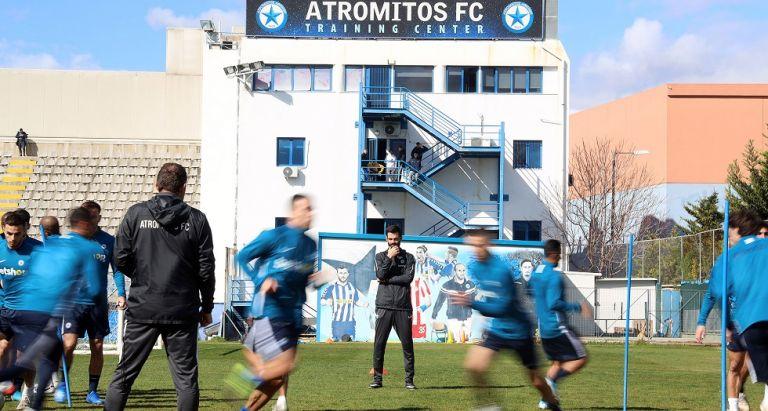 Ατρόμητος: Εκαναν τα τεστ για τον κοροναϊό οι παίκτες, ξεκινουν οι προπονήσεις | tovima.gr