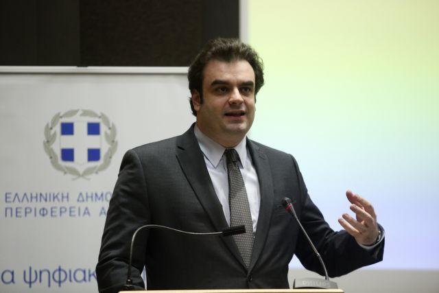 Πιερρακάκης: Κλειδί στη μάχη κατά του κορωνοϊού η τεχνολογία   tovima.gr
