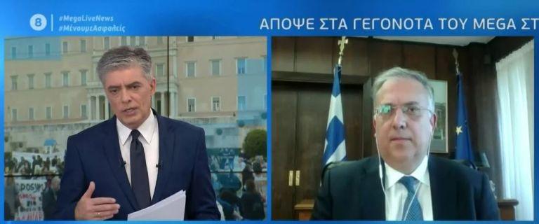 Θεοδωρικάκος στο MEGA: Ζητάμε από τους Δήμους μείωση τελών έως και 50% στην εστίαση | tovima.gr