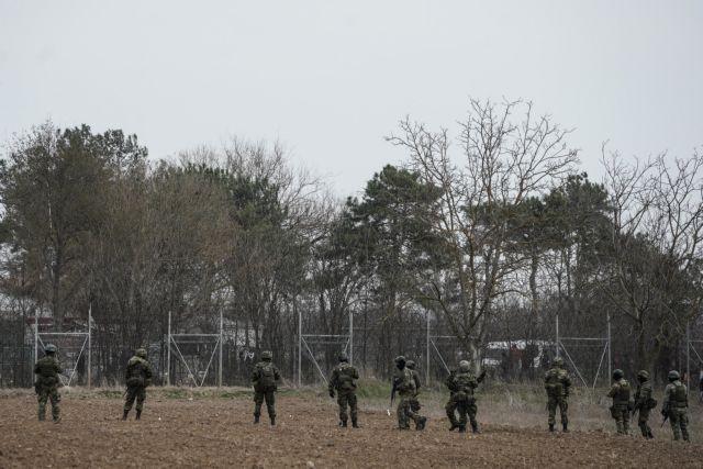Εβρος: Νέο περιστατικό με πυροβολισμούς από την τουρκική πλευρά | tovima.gr
