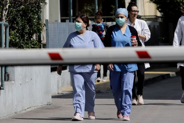 Θετική στον κορωνοϊό μια νοσηλεύτρια του Ευαγγελισμού – Τι λέει η ΠΟΕΔΗΝ | tovima.gr