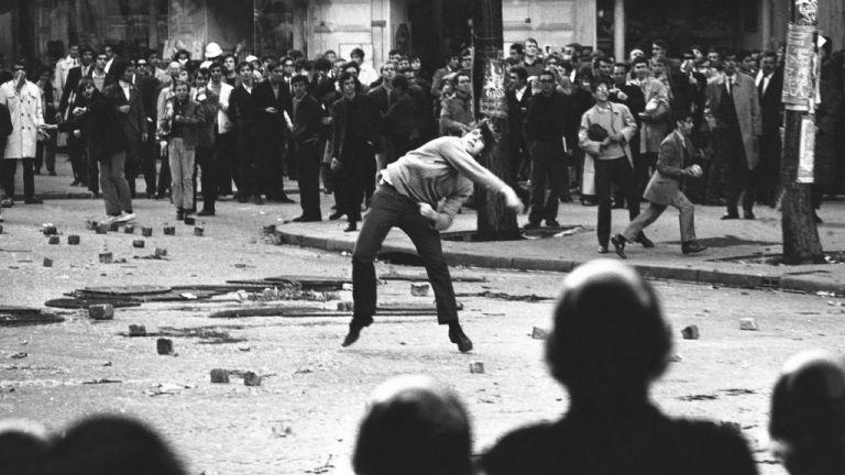 6 Μαΐου 1968: Η Ματωμένη Δευτέρα του Γαλλικού Μάη | tovima.gr