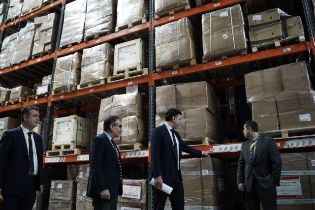 Κορωνοϊός: 89 εκ. ευρώ στο ΕΣΥ – Δωρεές 865 φορέων | tovima.gr
