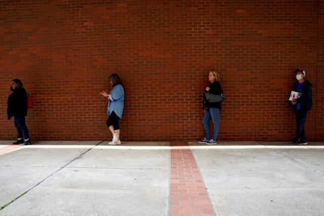 ΗΠΑ: 3 εκατ. άνεργοι σε μια βδομάδα – Στα 33 εκατ. από την αρχή της πανδημίας   tovima.gr
