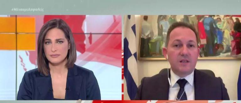 Πέτσας στο MEGA: Φέτος θα έχουμε βαθιά ύφεση και του χρόνου ισχυρή ανάκαμψη   tovima.gr