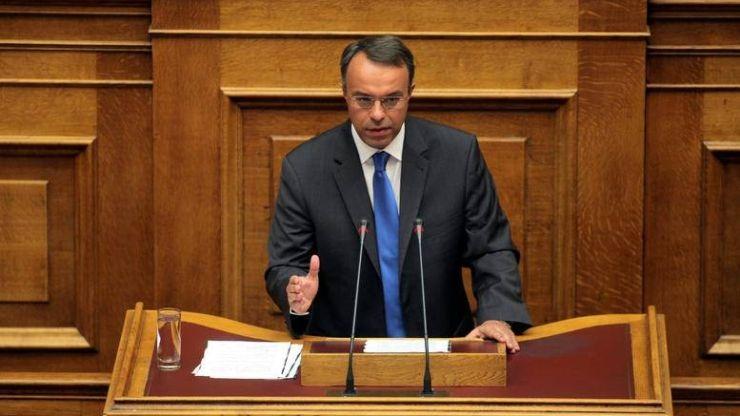 Σταϊκούρας: Σκεφτόμαστε λελογισμένες μειώσεις φόρων   tovima.gr