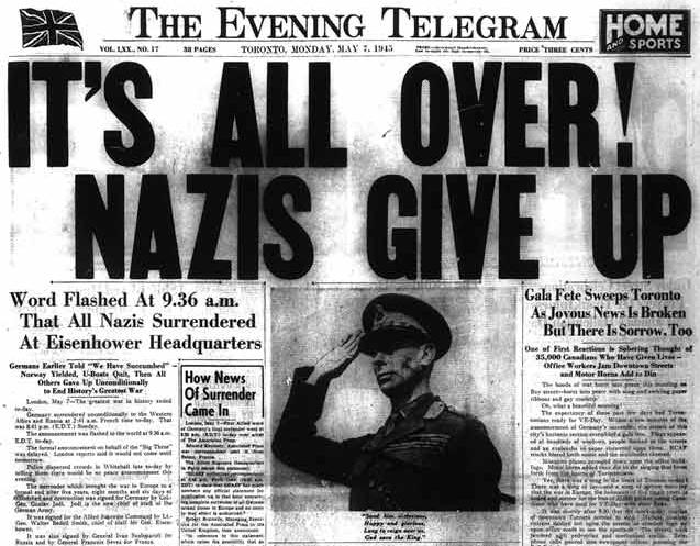 75 χρόνια από το τέλος του Β' Π.Π.: Η Γερμανία για 1η φορά γιορτάζει μαζί με την υπόλοιπη Ευρώπη | tovima.gr