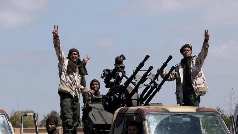 Λιβύη: Τουρκικό αεροσκάφος καταρρίφθηκε από τις δυνάμεις Χαφτάρ   tovima.gr