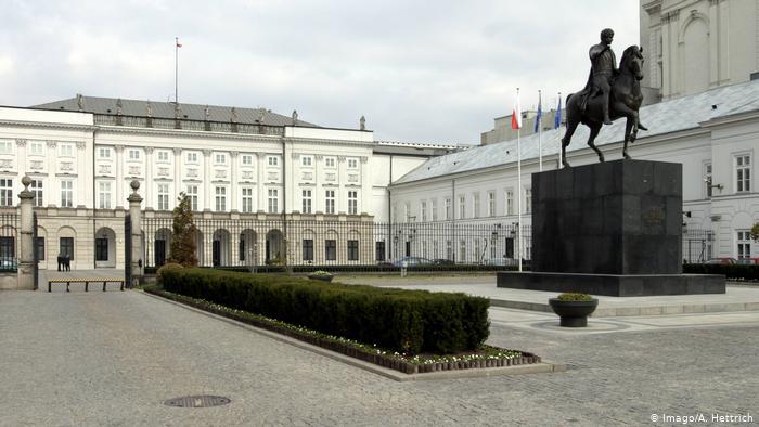 Αναβολή για τις πολωνικές προεδρικές εκλογές   tovima.gr