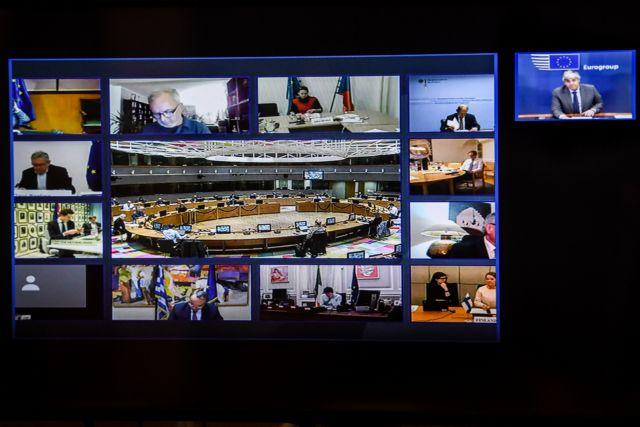Eurogroup- κορωνοϊός: Συμφωνία για φθηνά δάνεια μέσω ESM στις πληττόμενες χώρες   tovima.gr