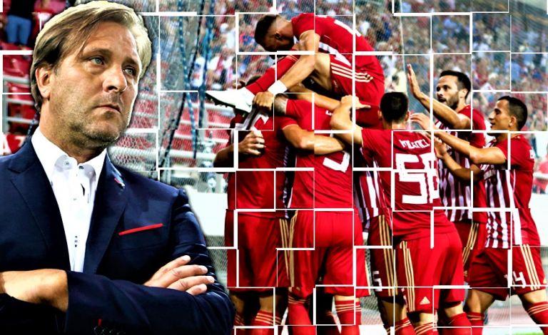 Ολυμπιακός : Οι θρυλικές στιγμές του Μαρτίνς   tovima.gr