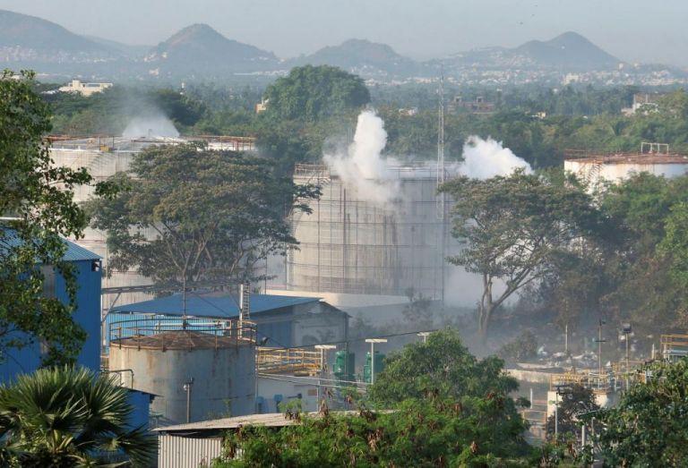 Ινδία: Διευρύνεται η ζώνη εκκένωσης μετά  τη διαρροή τοξικού αερίου από χημικό εργοστάσιο | tovima.gr