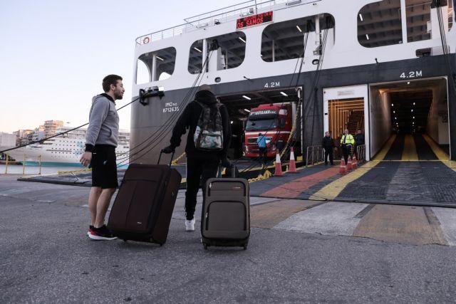 Μετακινήσεις στα νησιά σε…  τρεις φάσεις – Διευκρινίσεις Πλακιωτάκη | tovima.gr