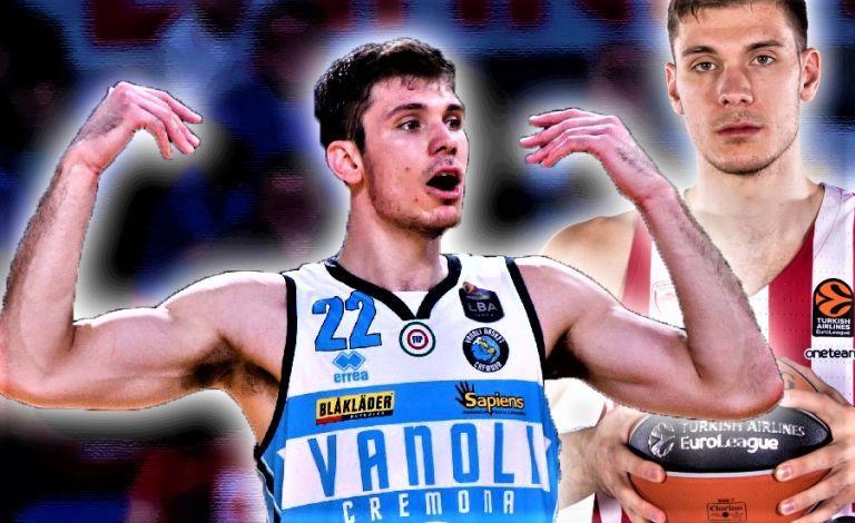 Παίκτης του Ολυμπιακού «ο καλύτερος ψηλός στην Ιταλία» | tovima.gr