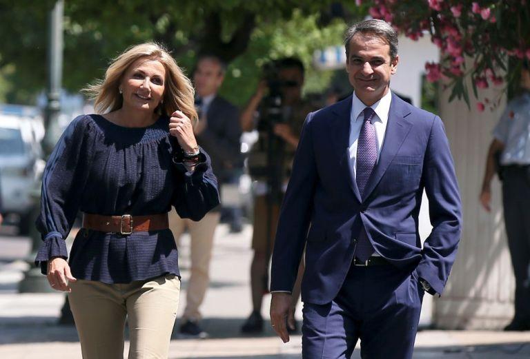 Οι τραπεζικοί λογαριασμοί και τα ακίνητα του Κυριάκου Μητσοτάκη και της συζύγου του | tovima.gr