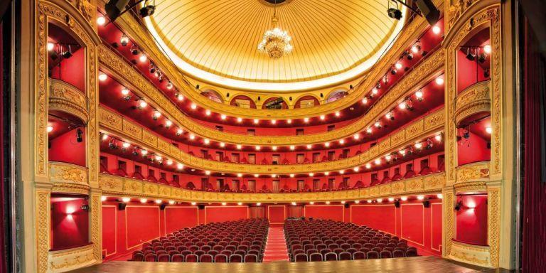 Τριετές φεστιβάλ Δημοτικού Θεάτρου Πειραιά «Η δυναμική του Ελληνικού Λόγου στο Θέατρο»   tovima.gr