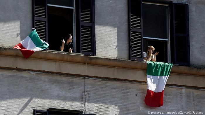 Ιταλία: υποσχέσεις και πιέσεις για τα μέτρα στήριξης   tovima.gr