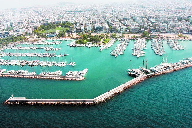 Υπεγράφη η σύμβαση παραχώρησης για τη μαρίνα Αλίμου   tovima.gr
