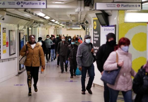 Bρετανία: Χαλάρωση μέτρων και προτροπή πολιτών να επιστρέψουν στις δουλειές τους | tovima.gr