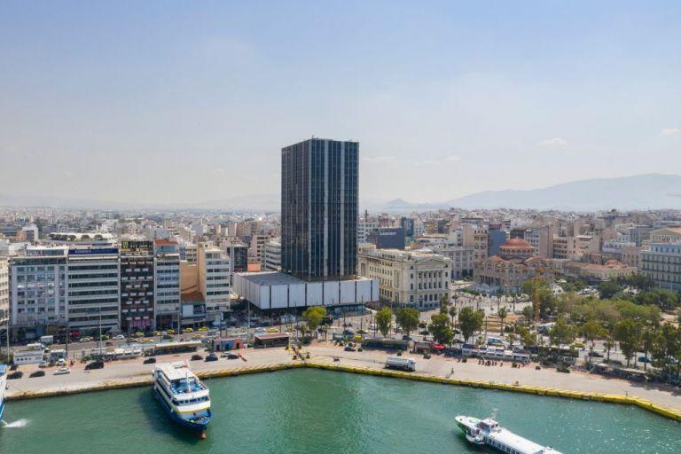 Πύργος Πειραιά: Πράσινο φως για την αξιοποίησή του – Πώς θα είναι | tovima.gr