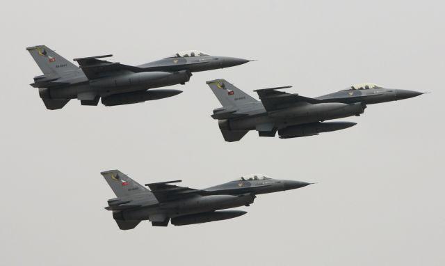 Τουρκικά F-16 πέταξαν πάνω από το Φαρμακονήσι | tovima.gr