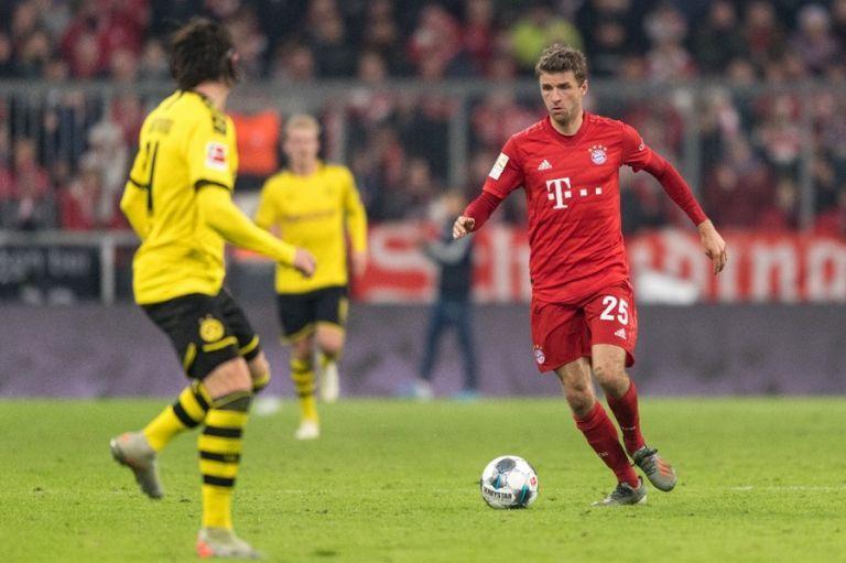 Με πέντε αλλαγές επιστρέφει η Bundesliga   tovima.gr