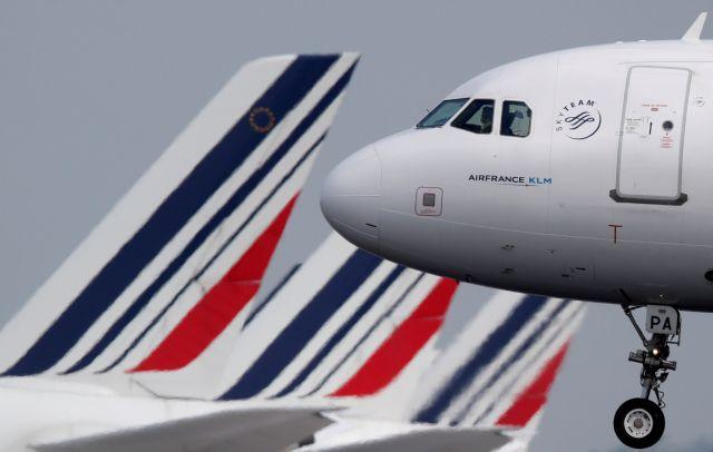 Πτήσεις προς Ελλάδα εντός Μαΐου ξεκινάει η Air France | tovima.gr