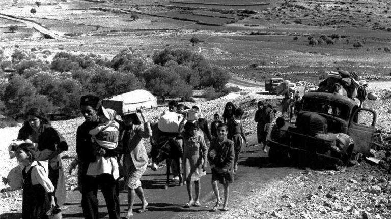 72 χρόνια από τη Νάκμπα   tovima.gr