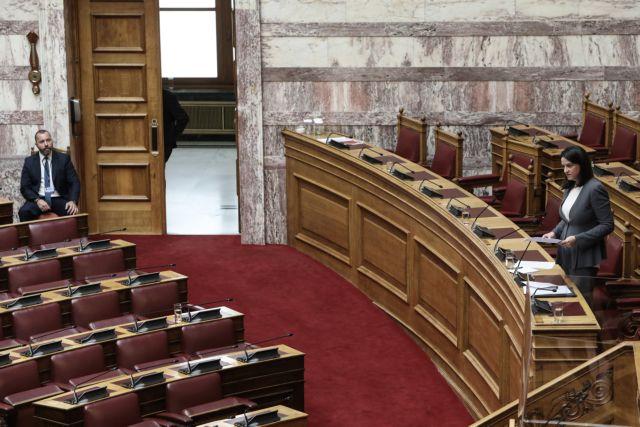 Κάμερες στα σχολεία: Βολές ΣΥΡΙΖΑ και ΚΙΝΑΛ κατά Κεραμέως   tovima.gr