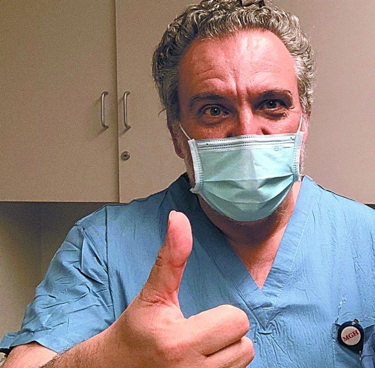 Οθων Ηλιόπουλος: «Ο COVID-19 δεν είναι εποχικός ιός όπως η γρίπη»   tovima.gr