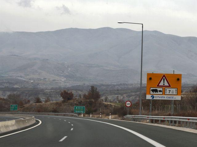 Ο κορωνοϊός μείωσε κατά 63% τα τροχαία στην Εγνατία Οδό   tovima.gr