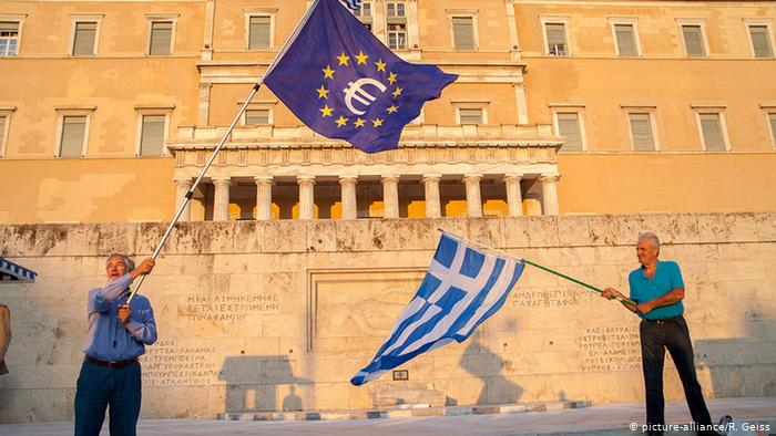 «Γιατί η Ελλάδα αγάπησε ξαφνικά την ΕΕ» | tovima.gr