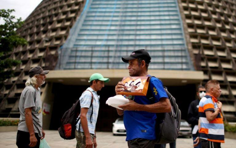 Βραζιλία: Αύξηση κρουσμάτων κορωνοϊού – Ανέβηκε  στην 4η θέση της παγκόσμιας κατάταξης | tovima.gr