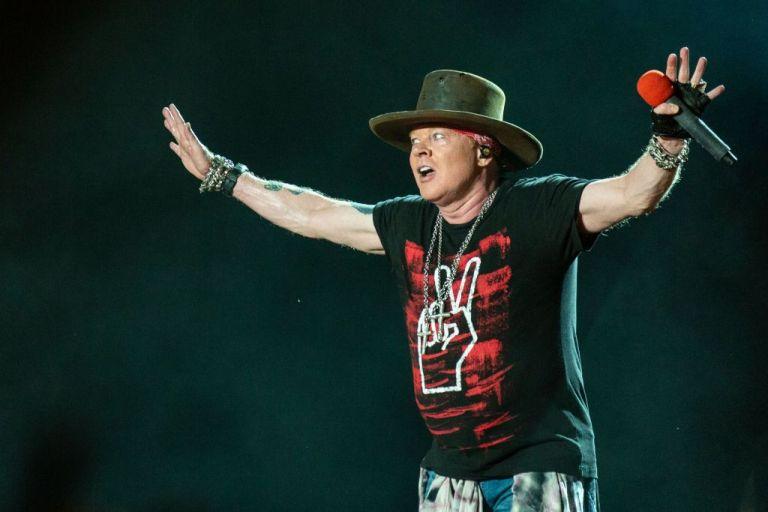 Οι Guns N 'Roses τρολάρουν τον Τραμπ για τον κοροναϊό | tovima.gr