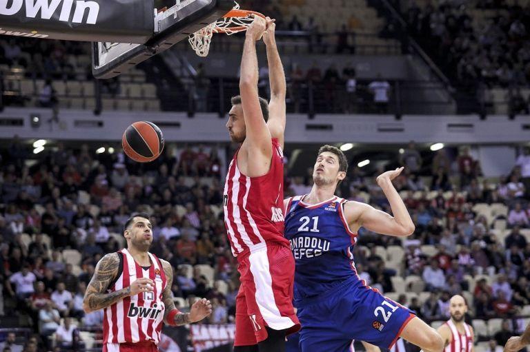 Ολυμπιακός : Αρνητικά τα τεστ κοροναϊού για παίκτες και τεχνικό επιτελείο της ομάδας μπάσκετ   tovima.gr