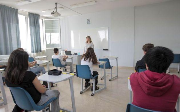 Μεγάλη η προσέλευση στα σχολεία | tovima.gr