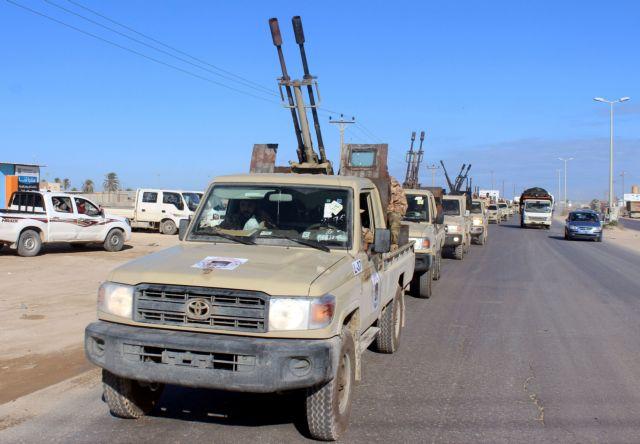 Αποσύρθηκαν οι δυνάμεις Χάφταρ από περιοχές της Τρίπολης   tovima.gr