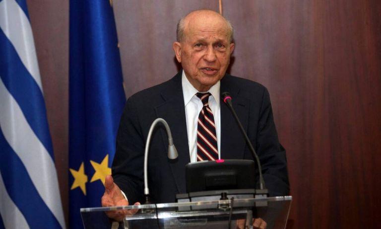 Συλλυπητήρια του πολιτικού κόσμου για τον θάνατο του Ευγένιου Ρωσσίδη   tovima.gr