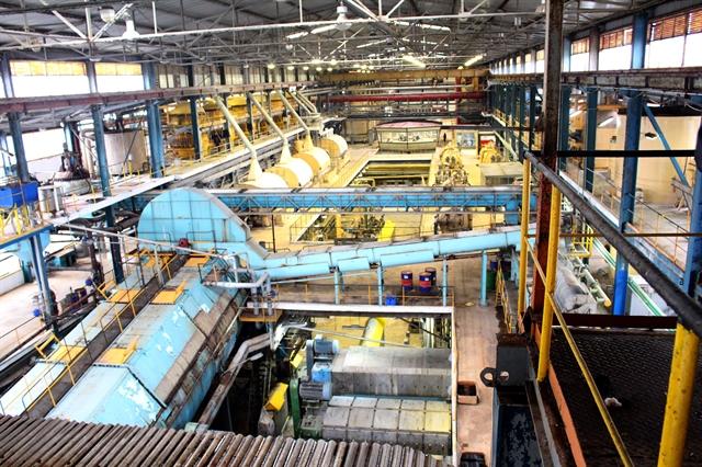 ΕΛΣΤΑΤ: Βουτιά 9% στη βιομηχανία τον Μάρτιο | tovima.gr