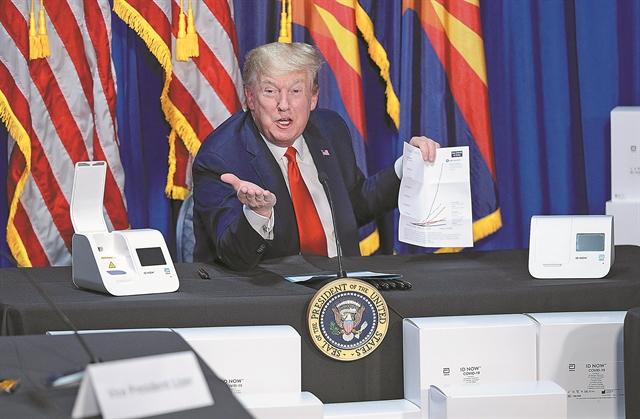 Εμπορική απεξάρτηση από την Κίνα ζητούν οι ΗΠΑ | tovima.gr