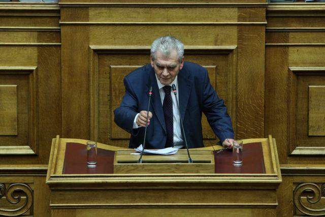 Παπαγγελόπουλος: Η νοθεία δεν ξεπλένει τα μεγάλα σκάνδαλα | tovima.gr