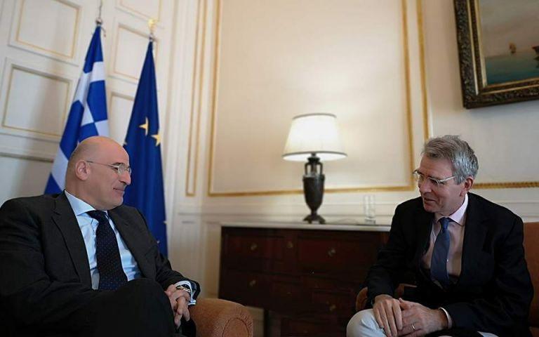 Η Αθήνα αναζητεί λύσεις στο Λιβυκό μέσω ΗΠΑ | tovima.gr