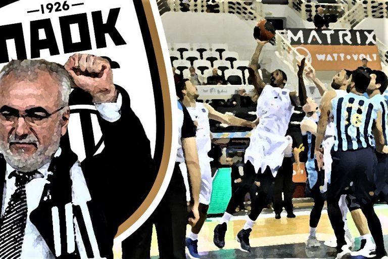 ΠΑΟΚ είσαι… αφού! Σώθηκε στα χαρτιά σε ποδόσφαιρο και μπάσκετ! | tovima.gr