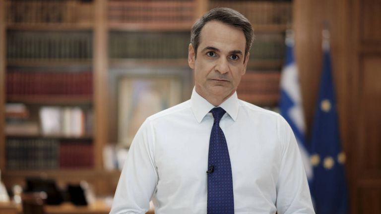Mitsotakis announces recovery package, opens resorts 15 June, international travel 1 July   tovima.gr