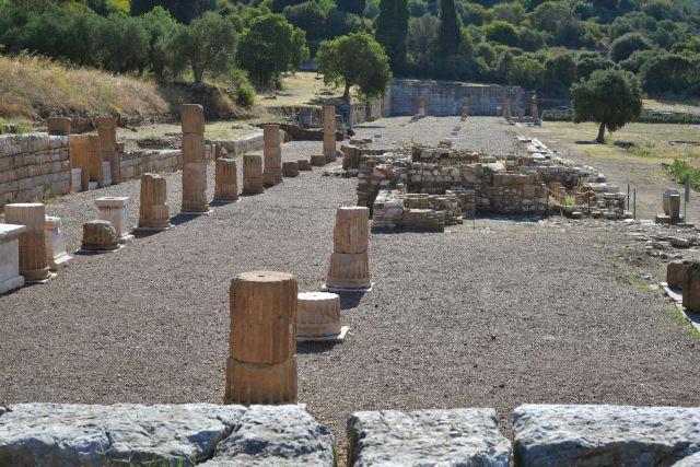 Ενστάσεις των αρχαιολόγων για το νομοσχέδιο του υπουργείου Τουρισμού | tovima.gr