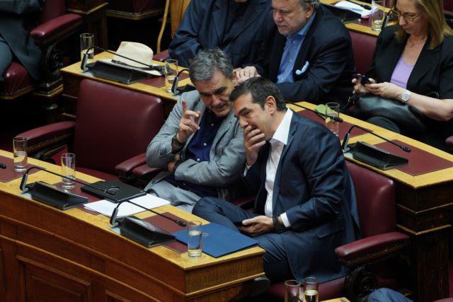 Σπιράλ ύφεσης «βλέπει» ο ΣΥΡΙΖΑ   tovima.gr