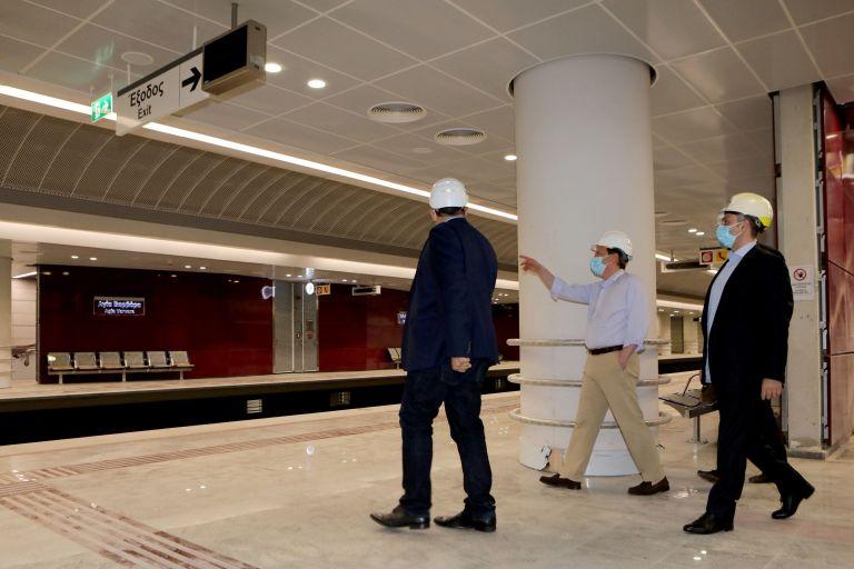 Στις αρχές Ιουλίου το μετρό σε Αγία Βαρβάρα – Κορυδαλλό – Νίκαια | tovima.gr